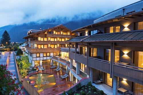A luxury escape in Mayrhofen