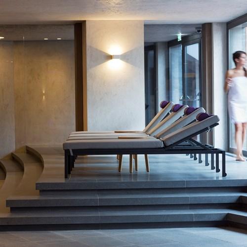 Elisabeth Hotel, luxury ski accommodation in Mayrhofen, spa