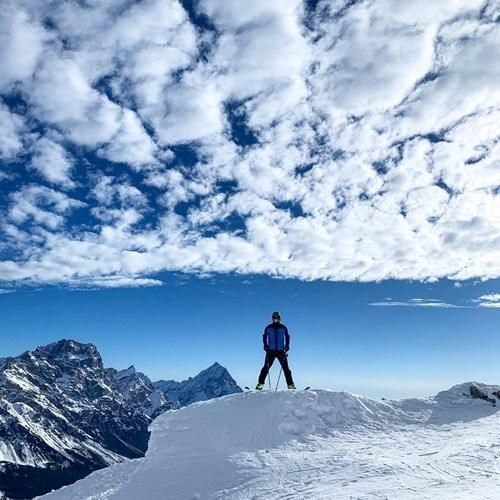 Cortina, today  📷: @felixmartinssonn