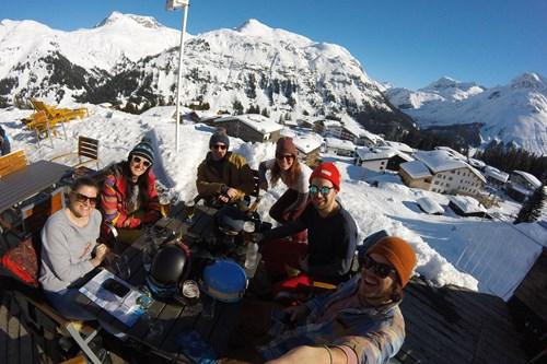 st anton apres ski goldenerberg