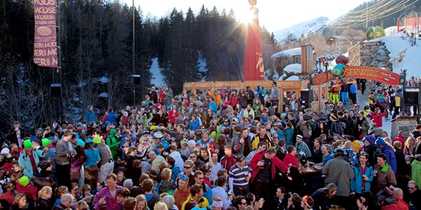 Our Favourite Après Ski Spots In St Anton