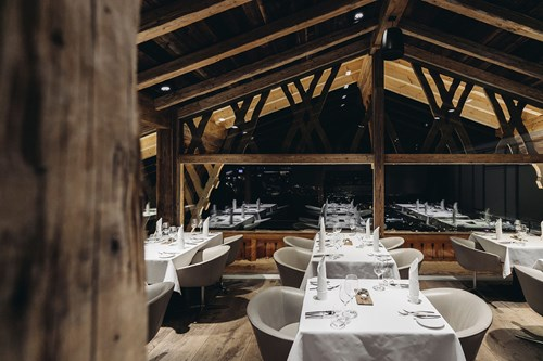 mooser hotel ooben im mooser restaurant
