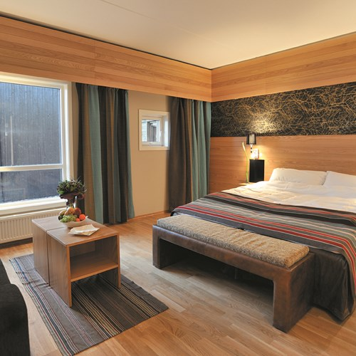 Radisson Blu resort Trysil deluxe room
