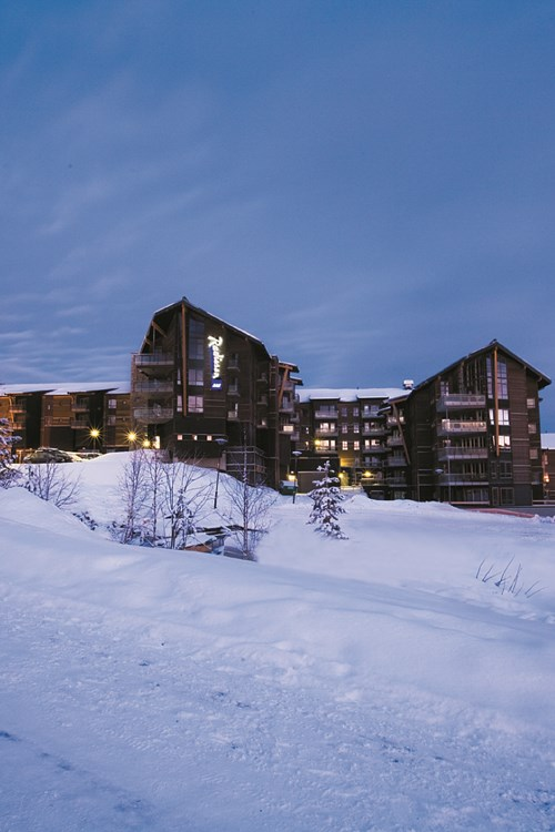 Slopeside Radisson Blu Trysil