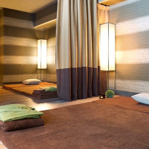 Greenleaf ski hotel - Niseko - Japan - spa alpine room