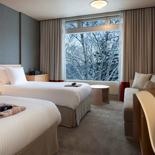 Greenleaf ski hotel - Niseko - Japan - twin room