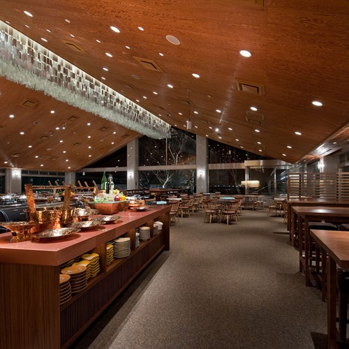 Greenleaf ski hotel - Niseko - Japan - goshiki restaurant