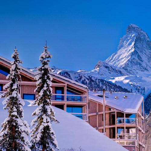 Zermatt Matterhorn Focus Hotel