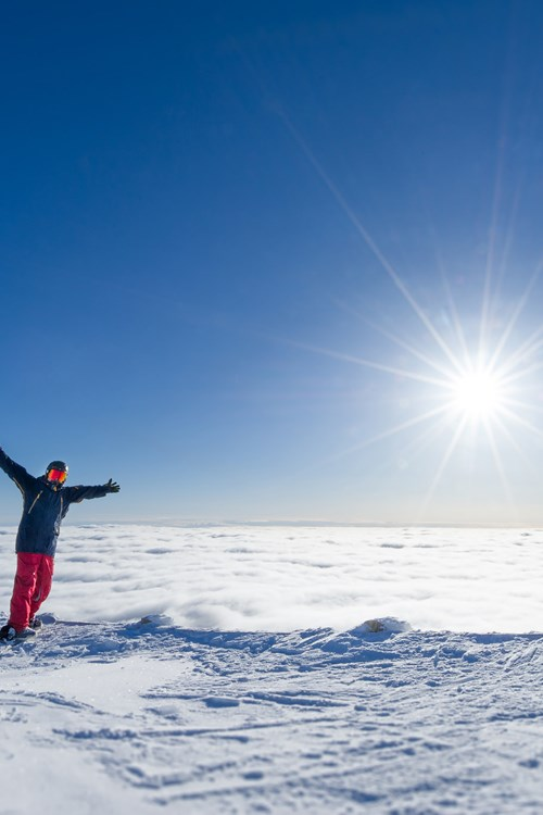 Trysil ski Holidays-Norway-top of the world