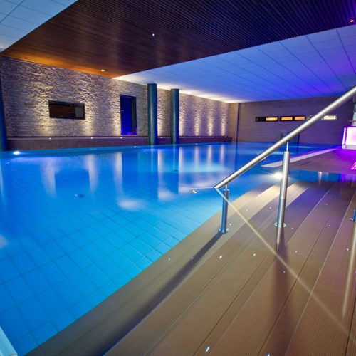 Radisson Blu Mountain Resort Trysil swimming pool