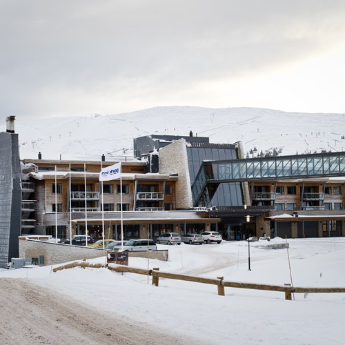 Radisson Blu Mountain Resort Trysil exterior