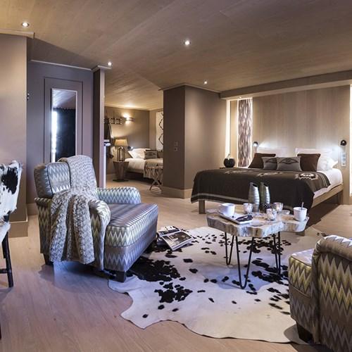 Hotel Le Taos Tignes-suite
