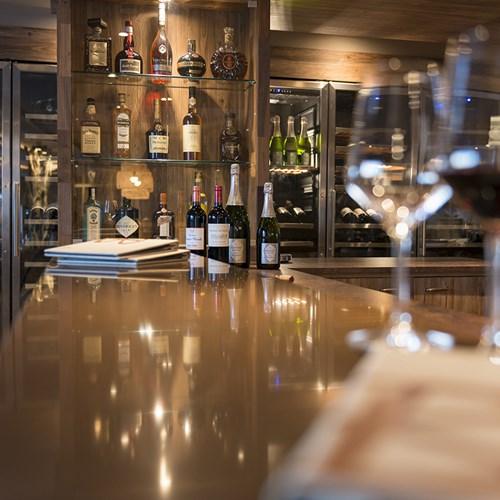 Hotel Le Taos Tignes-bar