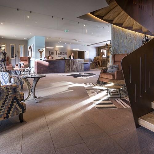 Hotel Le Taos Tignes-lobby