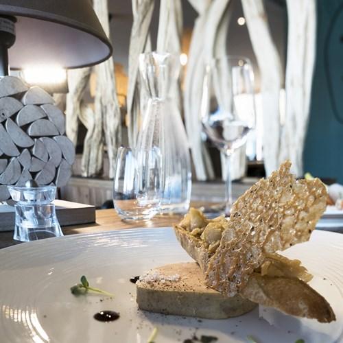Hotel Le Taos Tignes-food