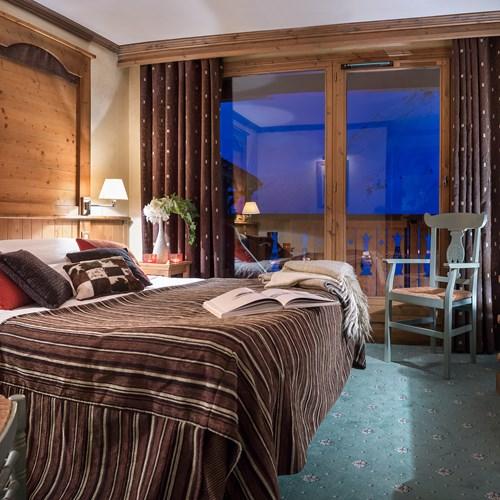 Hotel Village Montana-Tignes-bedroom