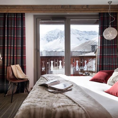 Hotel Village Montana-Tignes-bedroom 2