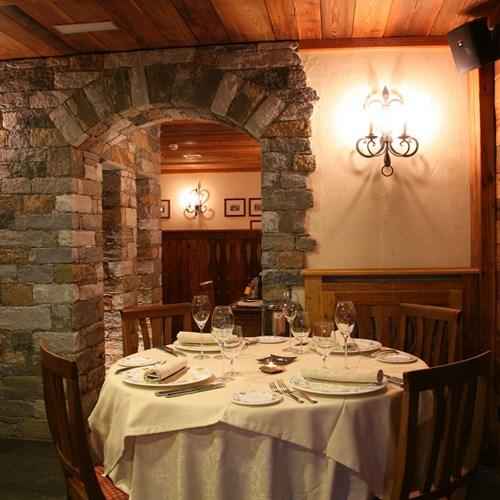 Hotel Maison Saint Jean Courmayeur restaurant