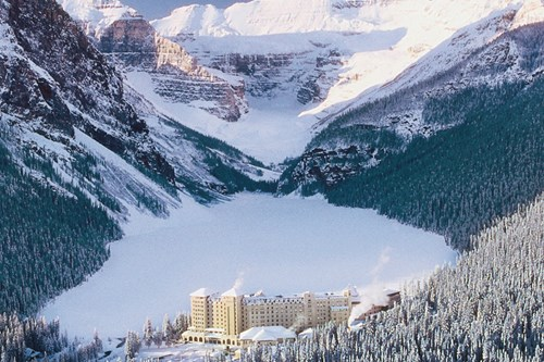 Fairmont Chateau Lake Louise View