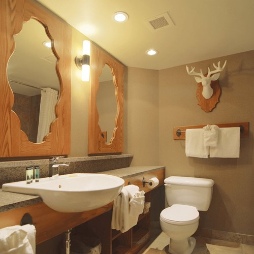 Banff Caribou Lodge & Spa, luxury en suite - ski hotel in Canada