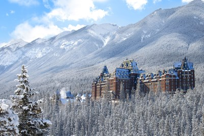 5* The Fairmont Banff Springs