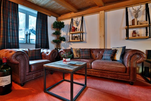 Chalet Amalien Haus, St Anton flexible accommodation