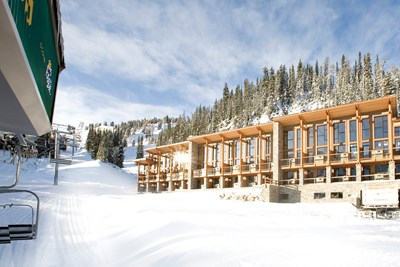4* Sunshine Mountain Lodge