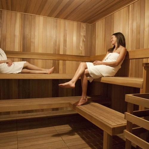 Aava Whistler Hotel, ski accommodation - Whistler, Canada. Sauna in spa