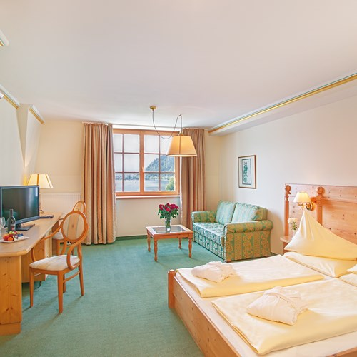 Grand Hotel , ski accommodation in Zell-am-See, Austria - Family room