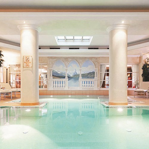 Hotel Tirolerhof, ski accomodation, Zell am See, Austria - indoor pool