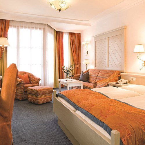Hotel Tirolerhof, ski accomodation, Zell am See, Austria - double room