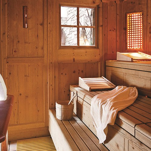 Hotel Tirolerhof, ski accomodation, Zell am See, Austria - sauna in the spa