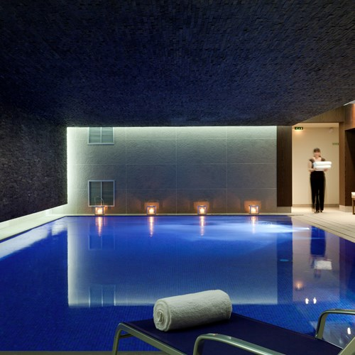 Hotel L'Aigle des Neiges-Val d'Isere-swimming pool