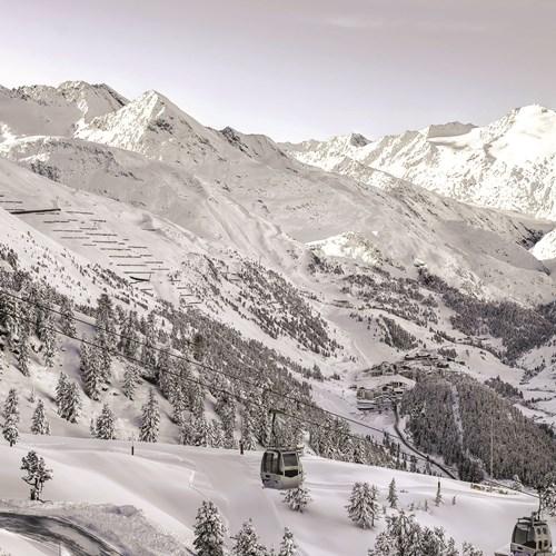 Obergurgl-best ski resort in austria for families