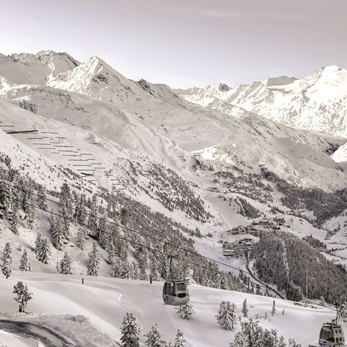 Obergurgl-best ski resort in austria for families