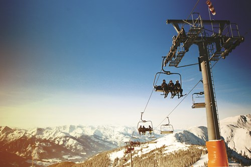 zell am see chairlift