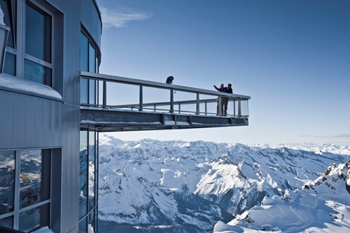 Zell-am-See-Kaprun-panoramic-viewing-platform