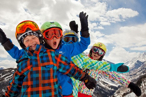 Holiday destination for Kids in Aspen