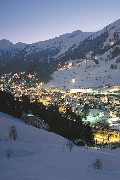 St Anton am Arlberg Austria