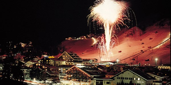 A Guide To Spending New Year In St Anton