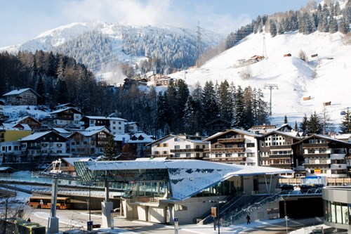 st anton ski weekends town winter