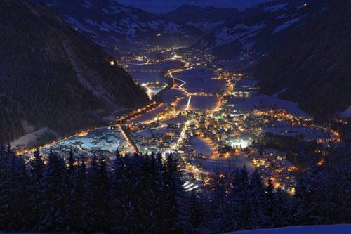 short transfer to Mayrhofen
