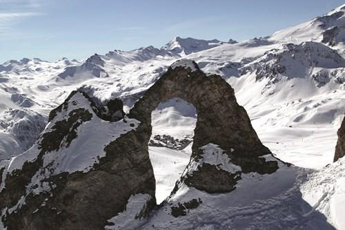 Val d'isere - Tignes huge ski area