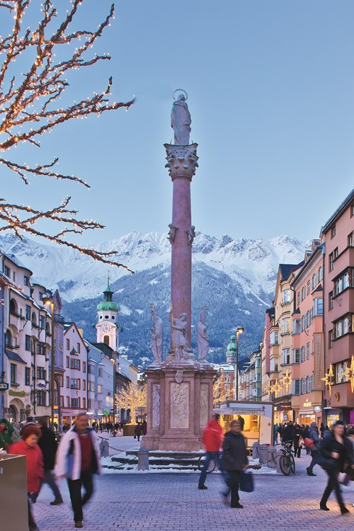 things to do for non-skiers in st anton-day trip to Innsbruck
