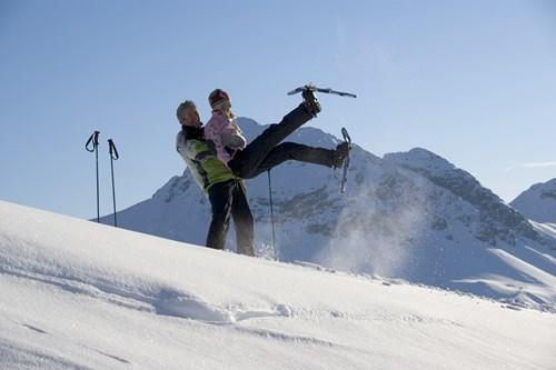 Lech Austria Hans Wiesenhofer Skiing Holiday, Skiing Austria.