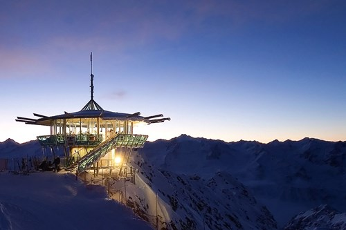 best ski resorts in austria-obergurgl