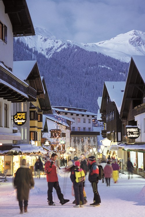 St Anton am Arlberg, Austria, Ski Weekends and Short Ski Breaks