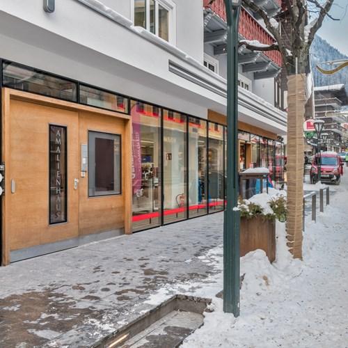 Chalet Amalien Haus, ski accommodation in St Anton, Austria