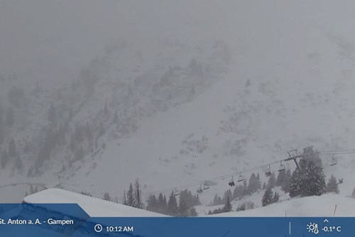 St-Anton-Webcam-Gampen-lift