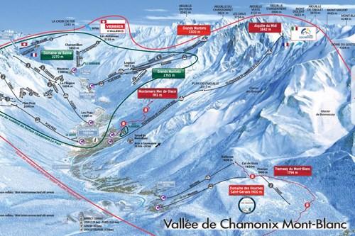 Chamonix-area-piste-map
